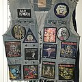 Iron Maiden vest UPDATED  Battle Jacket