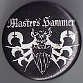 Master´s Hammer - Logo (Button)