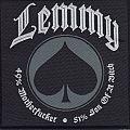 Lemmy - 49% Motherfucker * 51% Son Of A Bitch