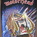 Motörhead - Orgasmatron (Vintage Backpatch)