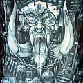 Motörhead - Kiss Of Death (Poster Flag) Other Collectable