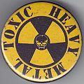 Toxic Holocaust - Toxic Heavy Metal (Button)