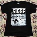 Siege - Break Down Take Down Shake Down The Walls TShirt or Longsleeve