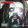 Rob Zombie - past, present and future CD+DVD digipak