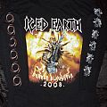 Iced Earth - summer slaughter 2008 long sleeve shirt