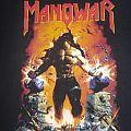 TShirt or Longsleeve - Manowar - Louder than Hell tour shirt (boot)
