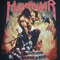 TShirt or Longsleeve - Manowar - Agony and Ecstasy tour shirt