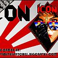 ICON-Right between the eyes patches pre-order