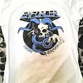 Enforcer From Beyond tour shirt
