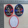 8 bit nintendo hero X-Caliber patches :'D