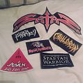 NWOBHM patch collection is going great