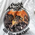 Savage Master shirt and CDs.