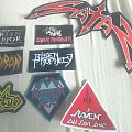 NWOBHM patch collection update, again!