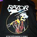 Razor Executioner's Song shirt