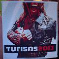 Turisas - Patch - turisas2013 patch