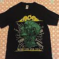 Carcass Autopsying Asia 2014 Tour Official T-shirt