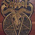 Sabbat - Disembody Leather-Backpatch