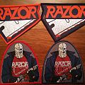New Razor Official Patches.