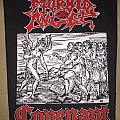 Morbid Angel - Covenant Backpatch