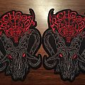 ARCHGOAT - Patch - Archgoat - The Light-Devouring Darkness Die Hard Patches/