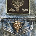 Judas Priest - Defenders of the Faith Pin. Pin / Badge