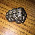 Motorhëad Iron Fist Pin. Pin / Badge