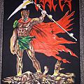 Cancer - Patch - Cancer - Death Shall Raise 1991 Backpatch