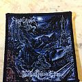 Emperor - In the Nightside Eclipse woven patch