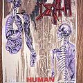 Death - Human BP. Patch