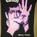 Coroner - Mental Vortex  - 1991 Drakkar Promotion - Razamatz - Back Patch