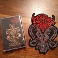 Archgoat - The Light-Devouring Darkness Die Hard Tape & Collection Patch