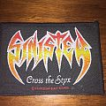 Sinister - Patch - Sinister - Cross The Styx Patch