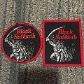 Black Sabbath - Paranoid Patches
