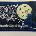 Cruel Force - Patch - Cruel Force - Under The Sign Of The Moon Official Patch.