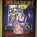 Megadeth - Hangar 18 1991 Backpatch