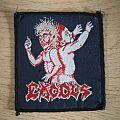 Exodus - BBB Vintage Patch