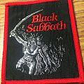 Black Sabbath - Paranoid Patch.
