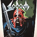Sodom - In The Sign Of Evil 1991 Backpatch.
