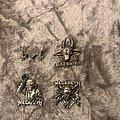 Mayhem - Pin / Badge - Vintage Pins and Pendants.