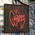 Quartz Red Version Vintage Patch.