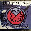 Life Of Agony - Tape / Vinyl / CD / Recording etc - Life Of Agony - 'River Runs Red' (Top Shelf EDT) autogrpahed twice by Alan...
