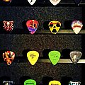 Megadeth - Other Collectable - Megadeth - guitar picks / plectrums collection - Dave Mustaine, Kerry King...