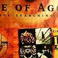 """Life Of Agony - Other Collectable - Life Of Agony  - """"Soul Searching Sun"""" 3 in 1 promotional poster 24"""" × 36"""" promo"""