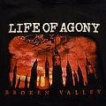 "Life Of Agony - TShirt or Longsleeve - Life Of Agony  - ""Broken Valley"" needles t-shirt"