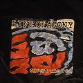 """Life Of Agony - TShirt or Longsleeve - Life Of Agony  - """"Through And Through"""" official """"River Runs Red"""" digipak art..."""