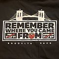 """Life Of Agony - TShirt or Longsleeve - Life Of Agony - """"Brooklyn Bred"""" 2014 """"Remember Where You Came From"""" t-shirt XL"""