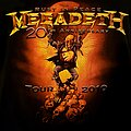 Megadeth - TShirt or Longsleeve - Megadeth - 'Oxidation Of Nations' design for Rust In Peace 20th Anniversary Tour...