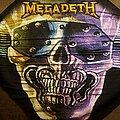 Megadeth - Other Collectable - Megadeth - Vic Rattlehead bandana