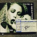 Type O Negative - Other Collectable - Autographed Peter Steele / Type O Negative NYC 2000 ticket stub - signed by...