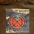 "Life Of Agony - Hooded Top - Life Of Agony - ""River Runs Red"" gray hoodie / hooded sweatshirt"
